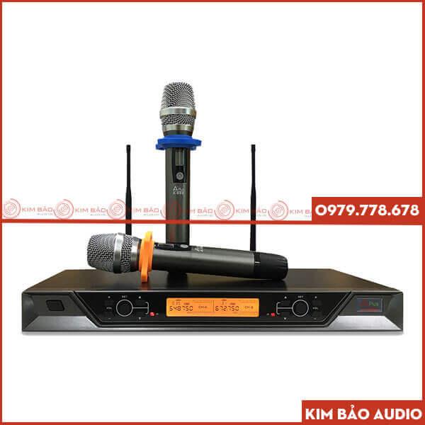 Micro không dây Aplus A888