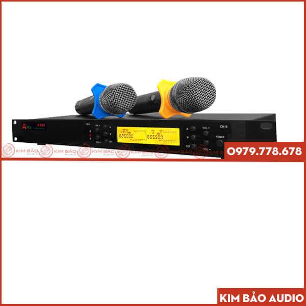 Micro Karaoke Aplus A999
