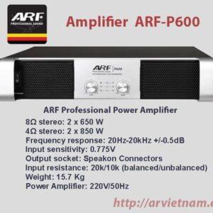 Cục đẩy công suất ARF P600