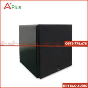 Loa Sub điện Aplus AS 12 (đen)