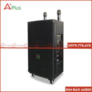 Loa kéo Karaoke Aplus LK121 (Đen) - Loa Kéo bass 30cm