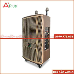 Loa kéo Karaoke Aplus LK121 (Nâu)