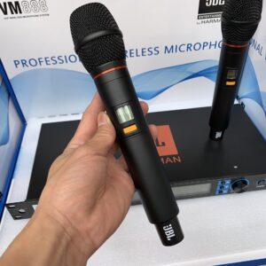 Micro không dây JBL VM888 - Tự ngắt
