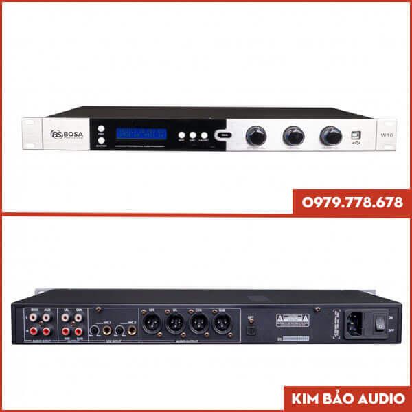 Vang số Bosa W10 - Vang số Bosa Audio chính hãng