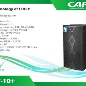 Loa CAF TW10 Plus