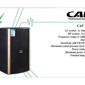 Loa CAF UK10 Pro