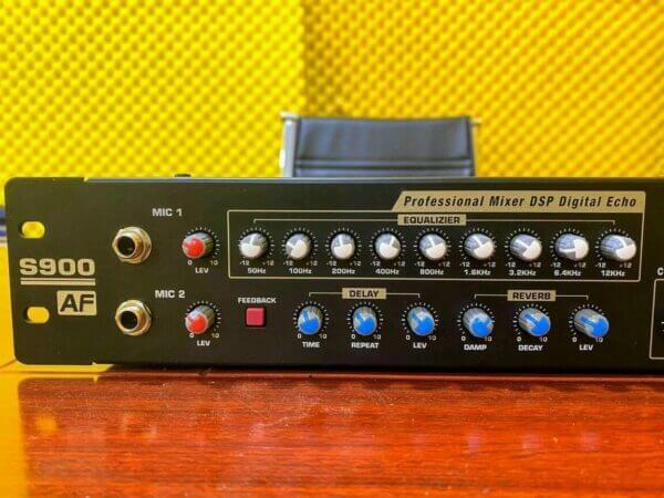Vang cơ Jarguar S900 AF