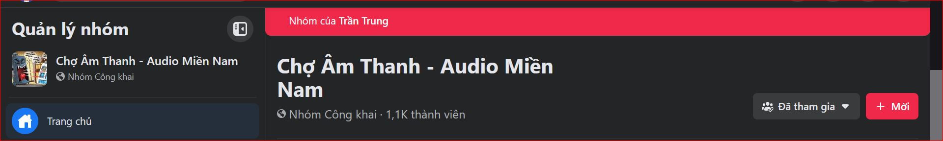 Chợ Âm Thanh - Audio Miền Nam